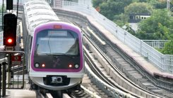 Bengaluru metro resumes after over 5-month-suspension