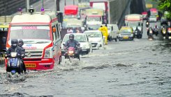 IMD plans flood forecasting models for B'luru, Kolkata