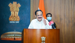 Vice President Naidu pitches for organ donation