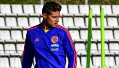 James Rodríguez joins Everton to revive football career