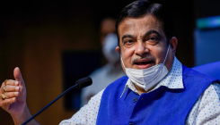 Road accident deaths declinng: Nitin Gadkari