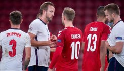 Denmark holds England in goalless stalemate
