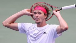 Zverev riled by Martina's 'pat-a-cake' comment