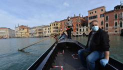 No Hollywood ending for flood, coronavirus-hit Venice