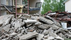 10 labourers hurt after building collapses in Jaipur