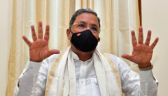 Extend K'taka Assembly session: Siddaramaiah