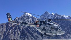 HAL's light utility helicopter ends trials in Himalayas