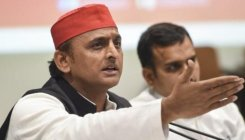 Akhilesh accuses BJP govt of selling country's assets