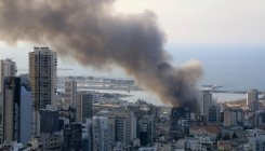 'Beirut port fire may be sabotage, error or negligence'