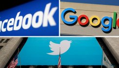 EU urges Facebook, Google, Twitter to tackle fake news