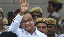 Numbers prove money given was 'niggardly': Chidambaram