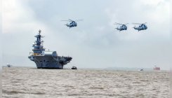 Aircraft carrier INS Viraat in last leg of its journey