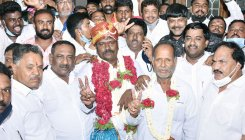 Basavaraj is Karnataka Agricultural Mkting Board head