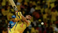 'Would put Rayudu in there to take Raina's place'