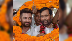 Bihar polls: Paswan puts son in LJP's driving seat