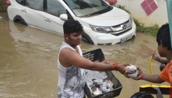 B'luru: Massive flooding, destruction after heavy rain