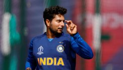 Kuldeep is at the top of his game: David Hussey