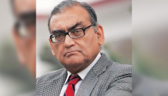 Markandey Katju challenged as 'self-publicist'