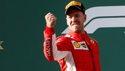 Formula One needed Vettel to stay, says Hamilton