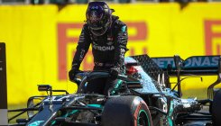 Hamilton ready for tough drive at Mugello