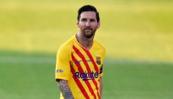 Messi starts Barca friendly as La Liga begins with draw