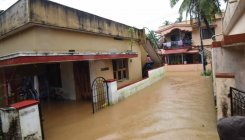 Heavy rain: Low-lying areas inundated in Mangaluru
