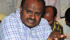 Kumaraswamy slams Congress MLA for his 'Colombo' remark
