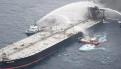 'Oil tanker officials neglected crew warnings on fire'
