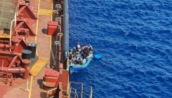 NGO vessel rescues Maersk ship migrants after 38 days