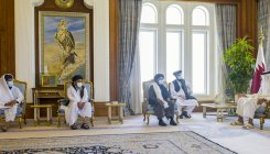 Afghan forces, Taliban clash as peace talks start
