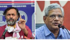 Yechury, Yogendra not accused in Delhi riots: Police