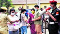 Students approve of safety measures at NEET centres