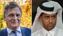 FIFA's Valcke, PSG's Al-Khelaifi begin corruption trial