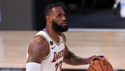 LeBron James leads Lakers to NBA West finals
