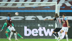 Debutants on target as Newcastle beat West Ham 2-0