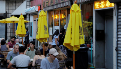 The ugly side of New York's outdoor dining renaissance