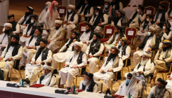 At Afghan peace talks, the hard work begins
