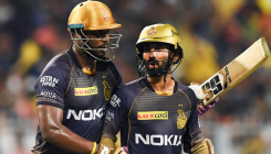 Test for Karthik as KKR again depend on 'Dre Russ show'