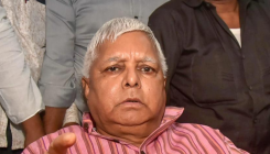 Speechless, says Lalu on close aide Raghuvansh's death