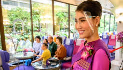 Amid Covid-19, 'plane cafes' take off in Thailand