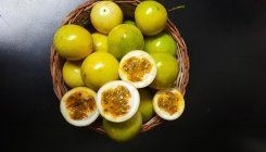 Passionate about passion fruit