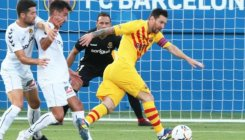 Messi plays in Barca friendly win as La Liga kicks off
