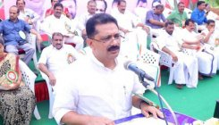 Protests mark Kerala minister K T Jaleel's travel