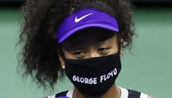 Osaka uses tennis spotlight to fight for racial justice