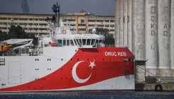 Turkey confirms ship in Greece row returned to coast
