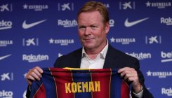 Koeman drops Suárez, Vidal to rejuvenate Barcelona