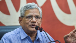 Modi govt hell-bent on destroying democracy: Yechury