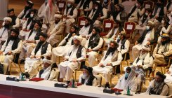 At Afghan-Taliban peace talks, the hard work begins