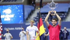 Fourth Thiem lucky: 1st Slam frees Dominic up for more