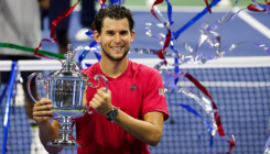 Thiem beats Zverev to win US open for first Grand Slam